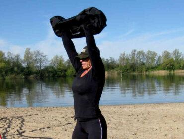 brug de gode sandsække til træning