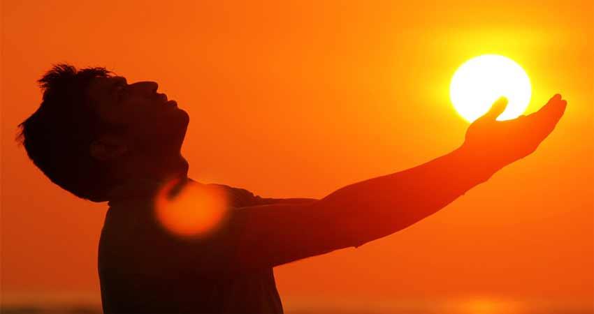 bed en bøn og tag hånd om at få klaret dine akne problemer