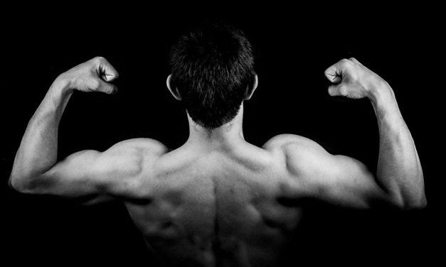 Brug weight gainer for at tage på og styrke musklerne