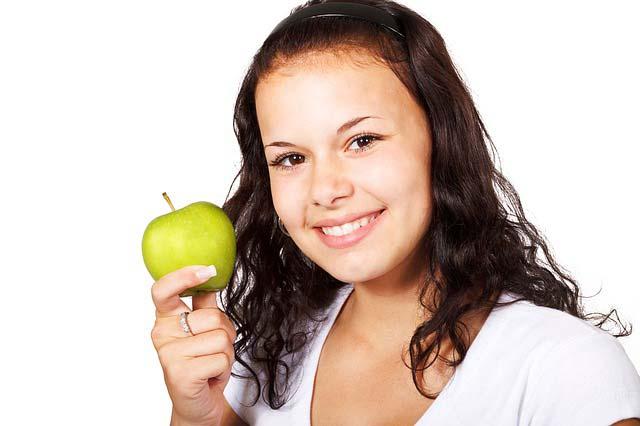 æbler er en del af de sunde kostråd