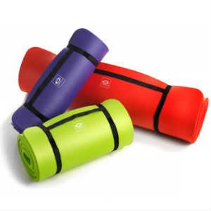køb en træningsmåtte til fitness træning