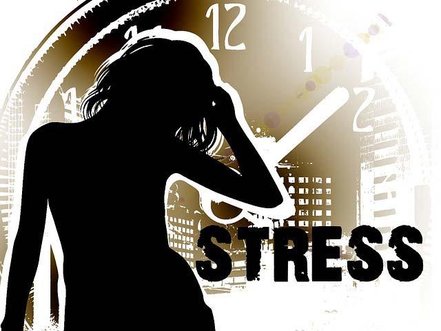 undgå stress spisning når du lider af stress