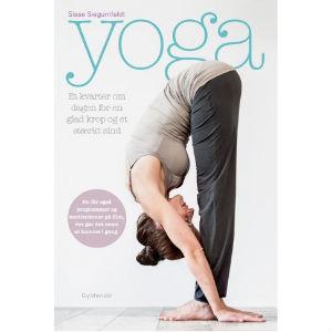 køb den nemme yoga bog af Sisse Fisker