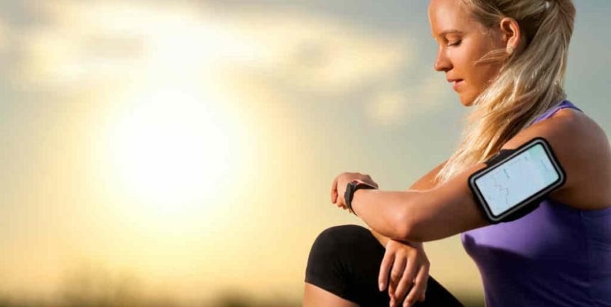 elektronikprodukter der kan hjælpe dig i træningen
