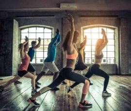 Kom i gang med træningen i det nye år