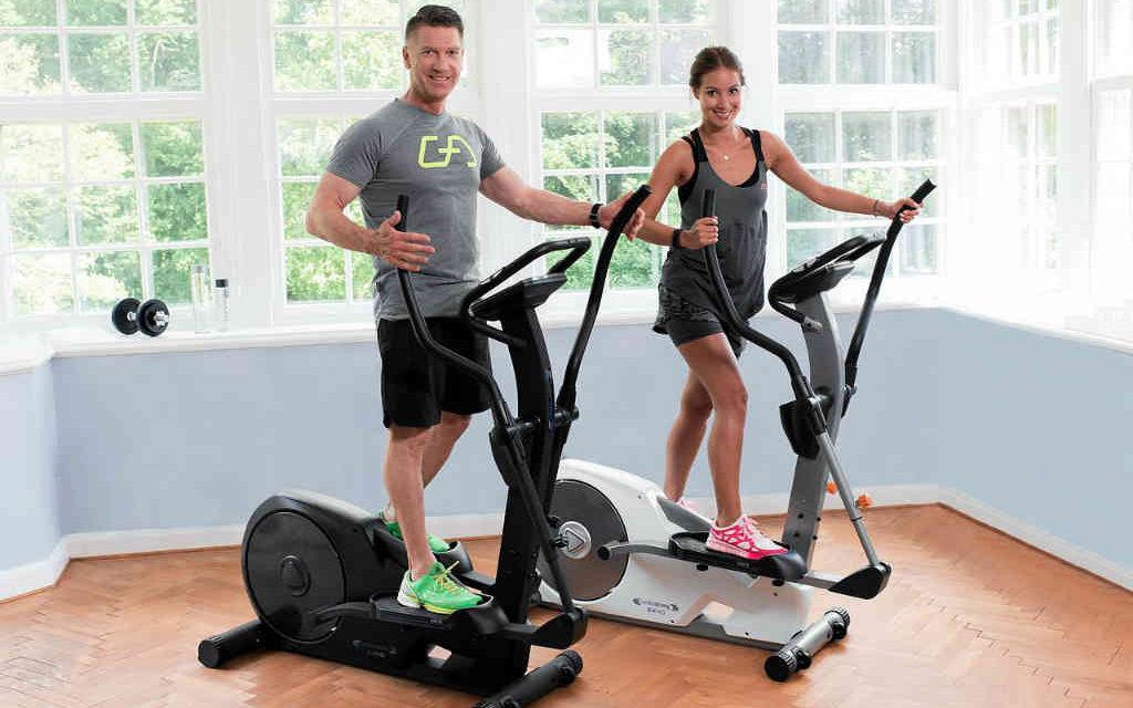 Crosstrainer bedste modeller til hjemmetræning