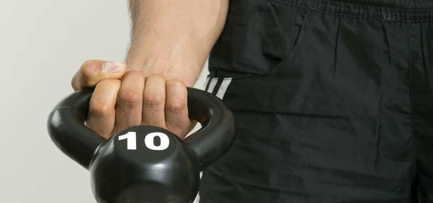 find den rigtig holder til dine vægte