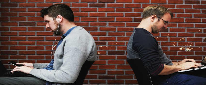 brug en god skråpude til forebyggelse af rygskader