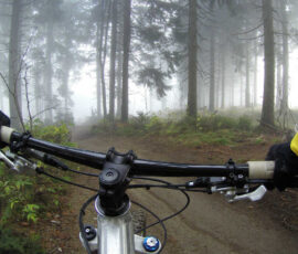 Kamera på cykelhjelmen er den sjove tilføjelse til cyklingen