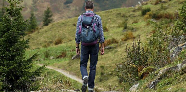 brug de gode tips til vandring der udfordrer