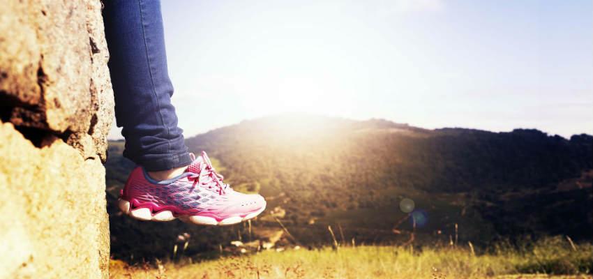 Kom igang med at motioner for at tabe dig på lår