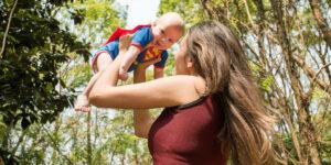 Hvor hurtigt vægttab efter fødsel?