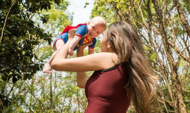Hvor hurtigt vægttab efter fødsel? Få sandheden og arbejd ud fra det