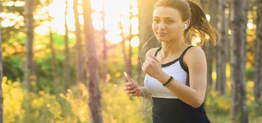 Få et sundere helbred som kvinde ved løbetræning