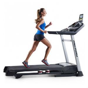 Få den gode indendørs løbetræning med en treadmill