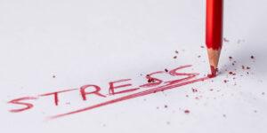 undgå stress og andre helbredsproblemer ved at male