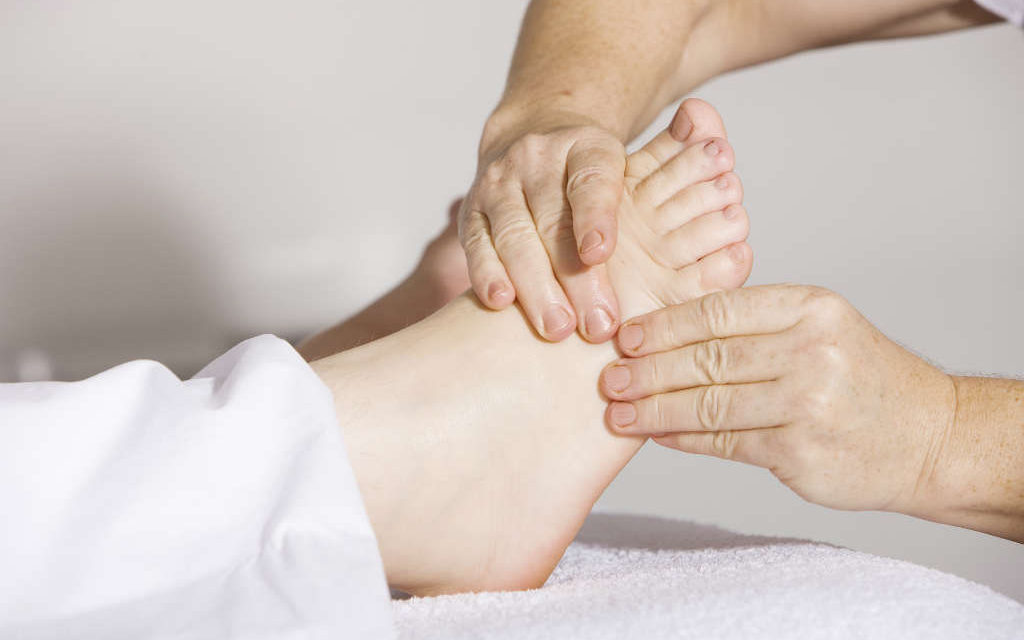 Kan man behandle sportsskader med zoneterapi?