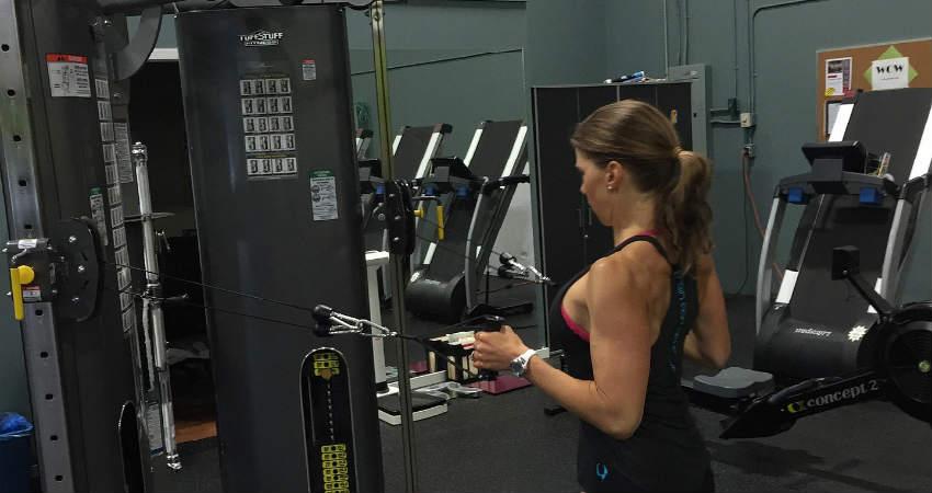 stærkere muskler forøger forbrændingen