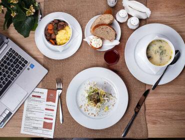 Sund frokostordning gavner vægttab