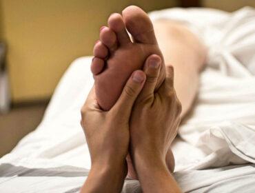 Køb en fodmassage maskine til hjemmebrug