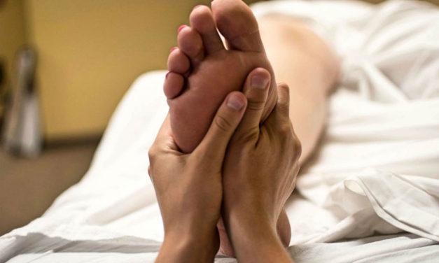 Fodmassage maskine (Guide 2019) – 5 bedste modeller til dine fødder
