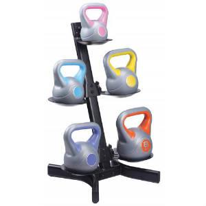 køb det billige kettlebell rack til hjemmetræning
