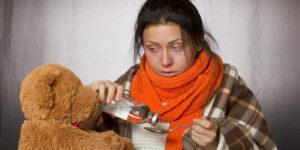 Undgå influenza med en influenza vaccine
