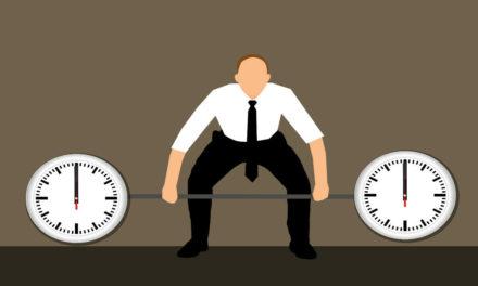Bevæg kroppen med fysisk aktivitet gennem arbejdsdagen