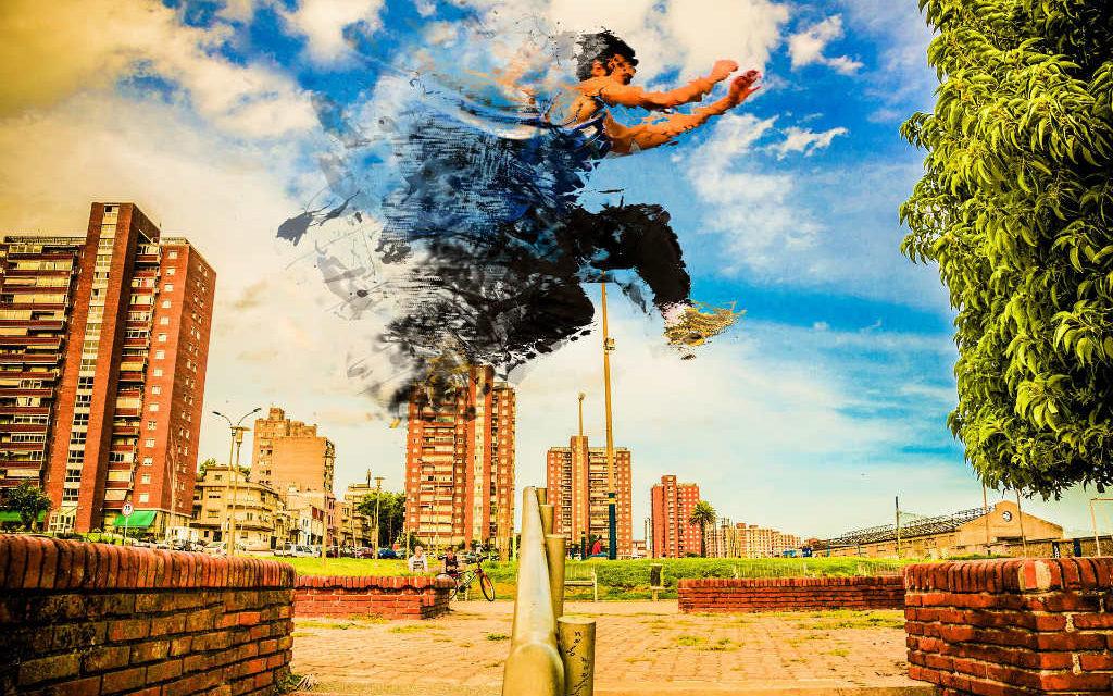 Parkour – Hvad og hvorfor den nye sjove motion i byrummet?