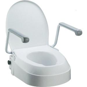 køb toiletforhøjer med to armlæn
