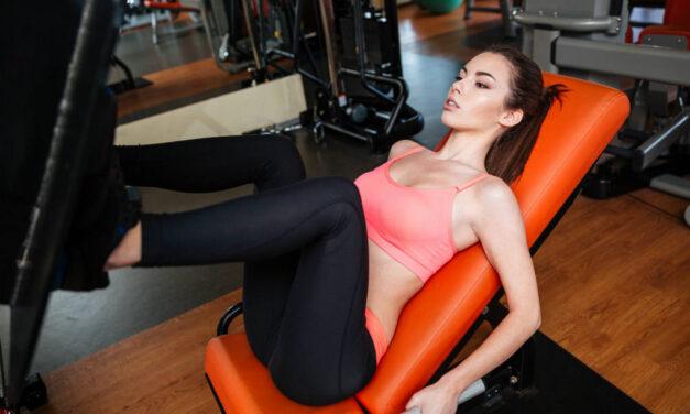 Benpres maskine – 6 gode maskiner til træning af dine ben