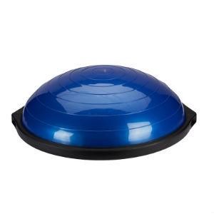 brug en halv balance pude til forskellige øvelser