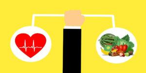 Spise med forhøjet blodtryk