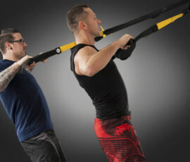 brug de gode TRX øvelser til styrketræning
