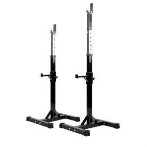 køb et billigt squat rack til hjemmetræning