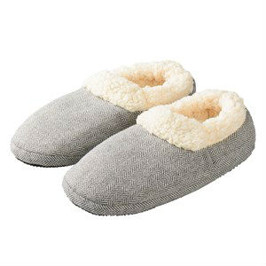 køb de varmende tøfler til fødderne