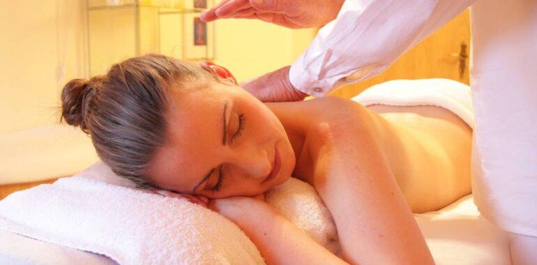 Hvorfor er massage godt?