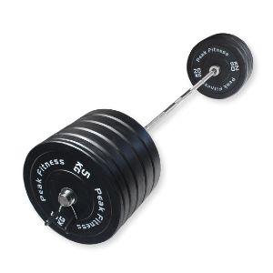 peak fitness tung vægtstang sæt