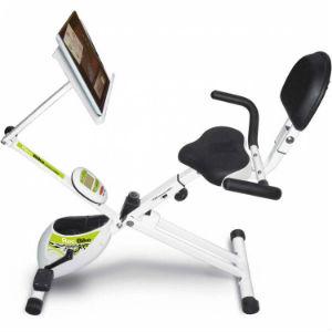 brug en enkel motionscykel til let hjemmetræning