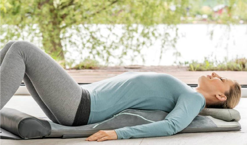 brug beurer mg 280 yoga og stretch massagemåtte
