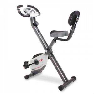 få let træning med en motionscykel