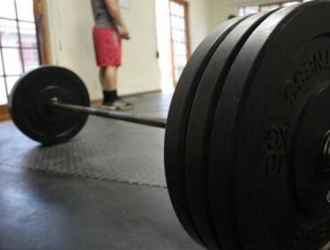 køb et vægtstangssæt til hjemmetræning